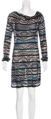 Missoni Sheer Knit Dress