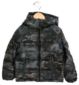 Moncler Boys' Maya Down Jacket