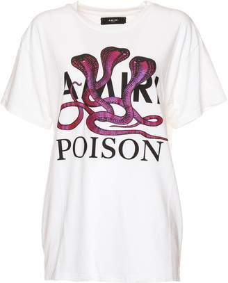 Amiri Logo Print T-shirt