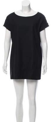 Dries Van Noten Wool Mini Dress