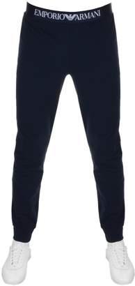 Giorgio Armani Emporio Loungewear Bottoms Navy