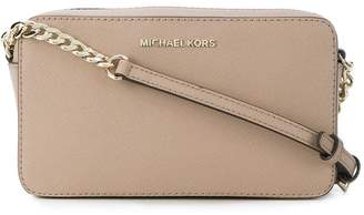 MICHAEL Michael Kors medium logo crossbody bag