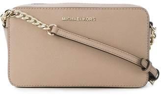 MICHAEL Michael Kors medium logo crossbody bag