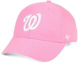 '47 Washington Nationals Pink Series Cap
