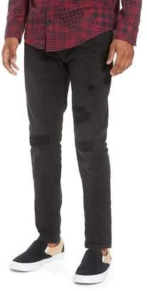 Zanerobe Joe Blow Destroyed Denim Jeans