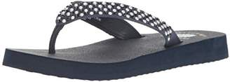 Yellow Box Women's Stecy Wedge Sandal