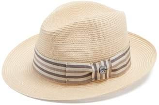 FILÙ HATS Sinatra hemp-straw hat