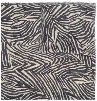 Lily & Lionel zebra scarf