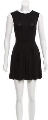 Reformation Sleeveless Skater Dress