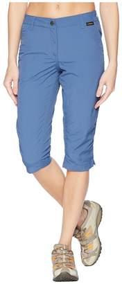 Jack Wolfskin Kalahari 3/4 Pants Women's Clothing