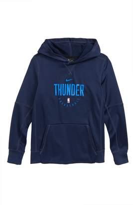 Nike Oklahoma City Thunder Spotlight Dri-FIT Hoodie