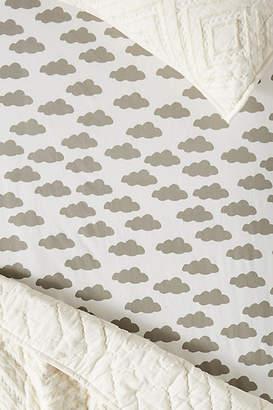 Anthropologie Cloud Crib Sheet