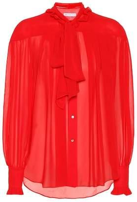 Rejina Pyo Lynn chiffon shirt
