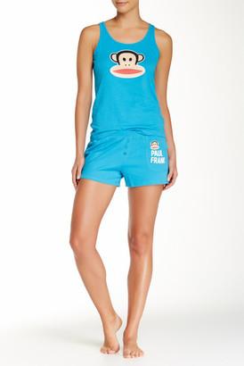 Paul Frank Back To Basics Pajama Short Set $26 thestylecure.com