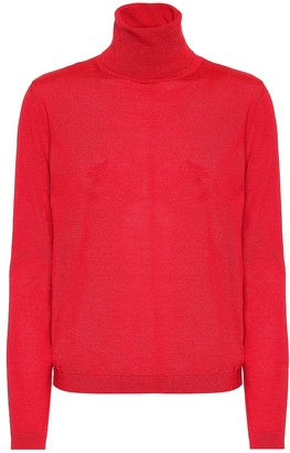 RED Valentino Wool, silk and cashmere sweater