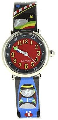 Baby Watch (ベビー ウォッチ) - ベビーウォッチ babywatch コフレボヌール レース クオーツ 腕時計 CB011 レッド