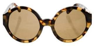 3.1 Phillip Lim x Linda Farrow Cat 3 Tinted Sunglasses