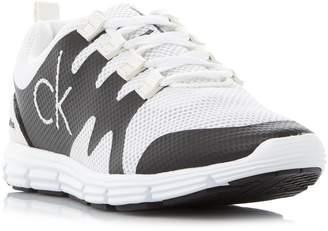 Calvin Klein Murphy Mesh Rubber Runner Trainers