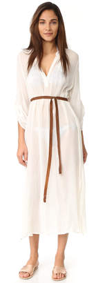 Eberjey Summer Of Love Haven Cover Up Dress $189 thestylecure.com