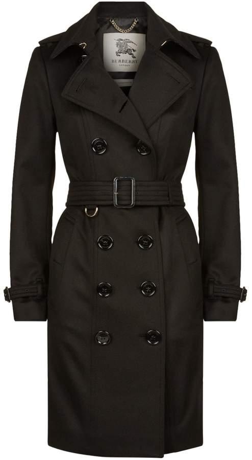 Sandringham Cashmere Trench Coat