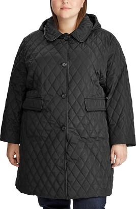 Lauren Ralph Lauren Diamond Quilted Hooded Jacket