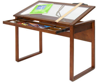 Studio Designs Ponderosa Drafting Table Top Material: Glass