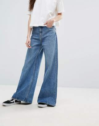 Weekday Ace HighWaist Wide Leg Jeans