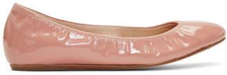 Lanvin Pink Classic Ballerina Flats
