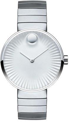 Women's Movado 'Edge' Bracelet Watch, 34Mm $795 thestylecure.com