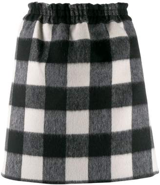 fdf821576564 Gingham Checked Skirt - ShopStyle