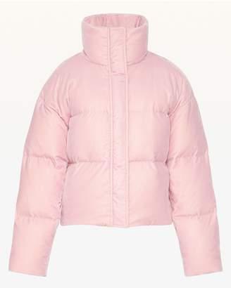 Juicy Couture Velvet Puffer Jacket