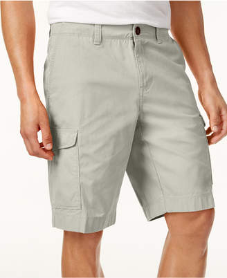 """Tommy Hilfiger Big and Tall 10"""" Classic Cargo Shorts"""