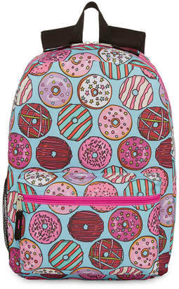 City Streets Extreme Value Donut Backpack