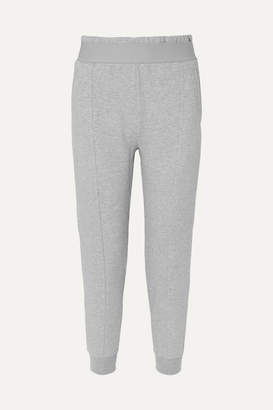 adidas by Stella McCartney Essentials French Cotton-blend Terry Track Pants