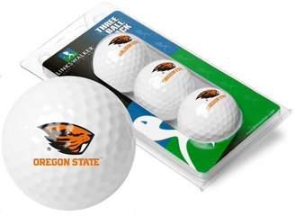 LinksWalker Oregon State 3 Golf Ball Sleeve