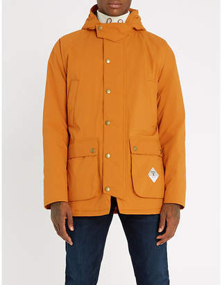 Barbour Beacon Fell corduroy-trim woven jacket