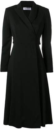 Max Mara Fantino wrap dress