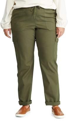 Chaps Plus Stretch Cargo Pants