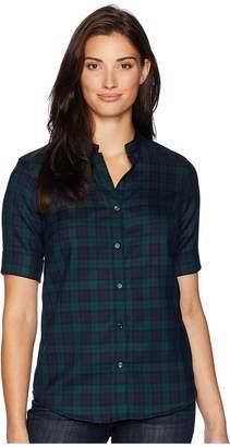 Pendleton Amelia Wool Plaid Tunic Women's Clothing
