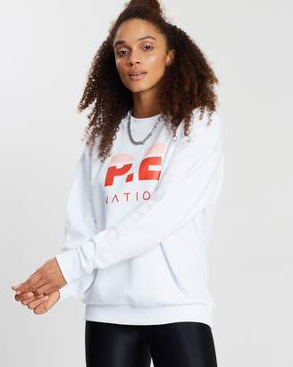 P.E Nation ICONIC EXCLUSIVE - Heads Round Sweat