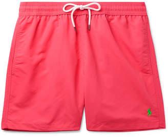 Polo Ralph Lauren Traveller Mid-Length Swim Shorts