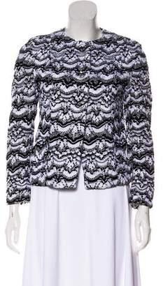 Missoni Button-Up Knit Jacket