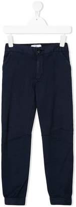 Stone Island Junior plain track pants