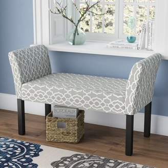 Andover Mills Finlayson Upholstered Bench