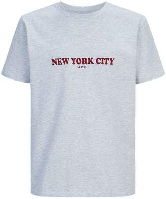A.P.C. New York City T-Shirt