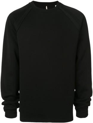 Oamc crew neck sweatshirt