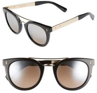 Bobbi Brown The Woodson 48mm Gradient Sunglasses
