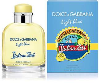 Dolce & Gabbana Light Blue Pour Homme Italian Zest Eau de Toilette