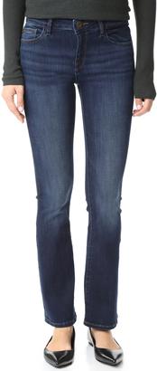 DL1961 Bridget Instasculpt Petite Boot Cut Jeans $178 thestylecure.com