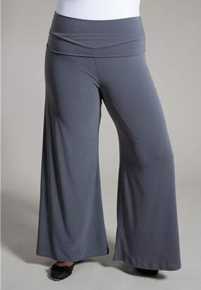 Sealed With A Kiss Sealed w/ A Kiss Perfect Palazzo Pants in Perfectpalazzopants Gray Size 6X